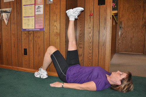 Lower Back Stretching Exercises Coon Rapids Chiropractic